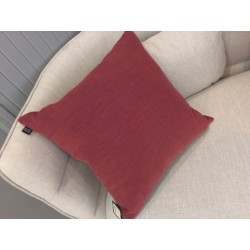 Coussin prune ortie lily