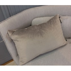 Coussin Joselyn gris
