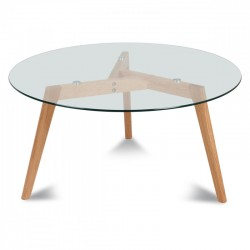Table basse Fiord ronde...