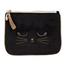 copy of Pochette Miaou noir...