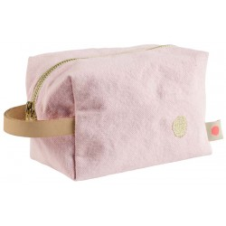 Trousse Cube Iona Biscuit...