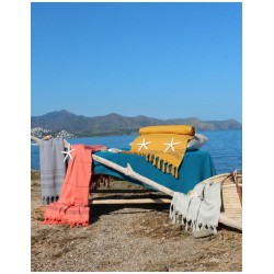 copy of Fouta plage turquoise