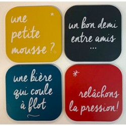 copy of 6 dessous de verre...